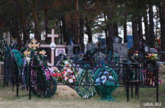 Смертность в Курганской области