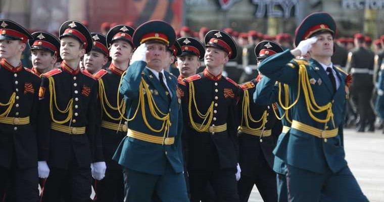 парад Победы Пермский край