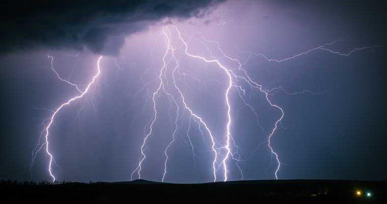 Урал ливни грозы штормовой ветер