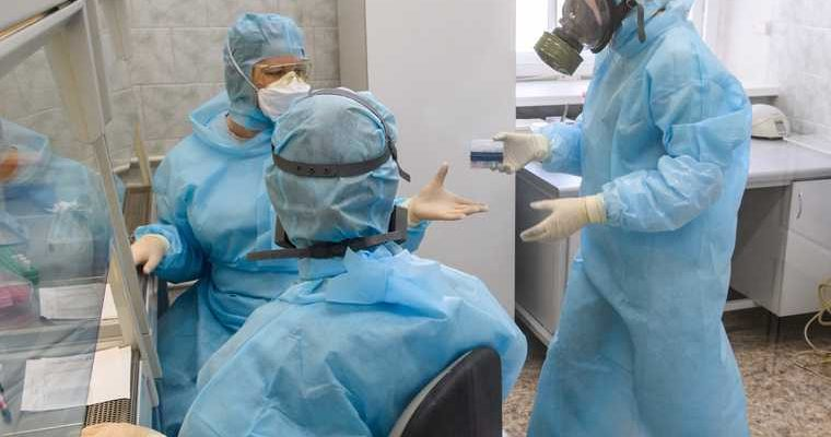 Федеральный рейтинг коронавирус ХМАО третье место