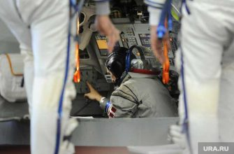 МКС изменила орбиту столкновение ракета Протон Роскосмос