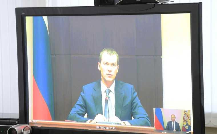 Путин отверг двух кандидатов отТрутнева наместо Фургала
