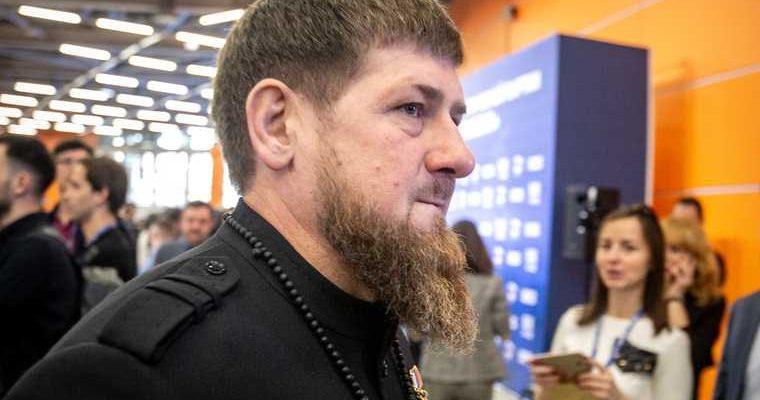 Кадыров комментировать санкции США