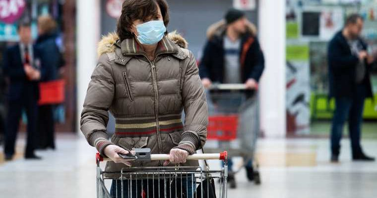 заразиться коронавирусом через предметы