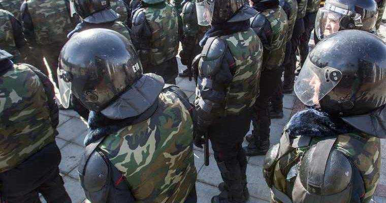 Глава МВД Белоруссии Юрий Караев извинения травмы протесты силовики применение силы
