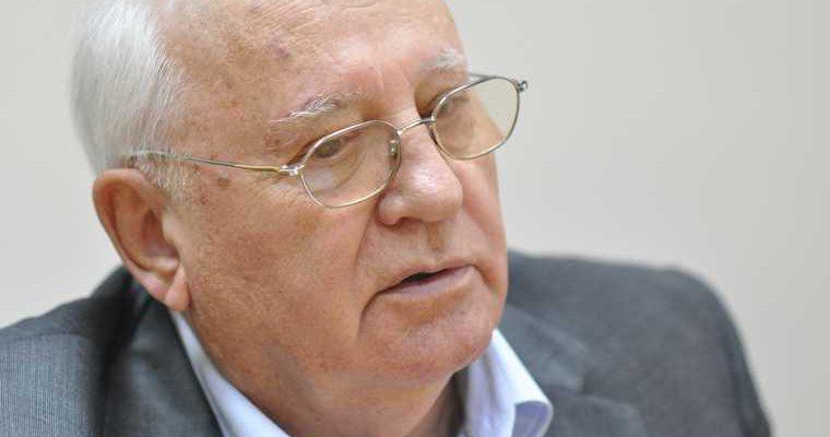 Михаил Горбачев протесты белоруссия