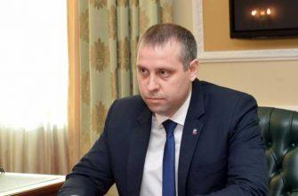 город Губкинский ЯНАО Андрей Гаранин глава администрации доходы имущество декларация