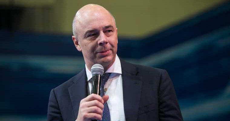 Силуанов назвал безопасным госдолг россии