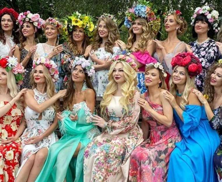 конкурс красоты Миссис Россия