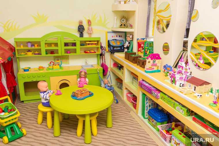 откроют детские сады Свердловская область