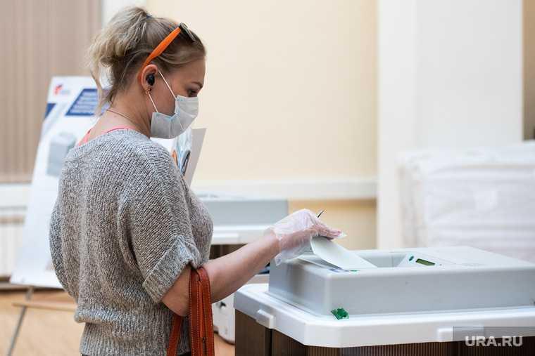ЦИК опубликовал первые результаты выборов губернаторов
