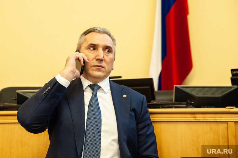 Помощник Путина прилетел в Тобольск