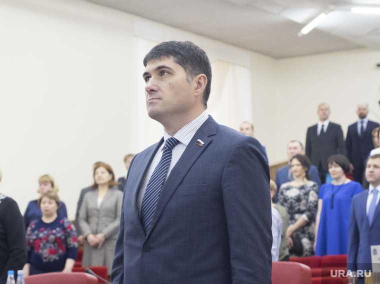 Владимир Пушкарев депутат государственной думы ЯНАО