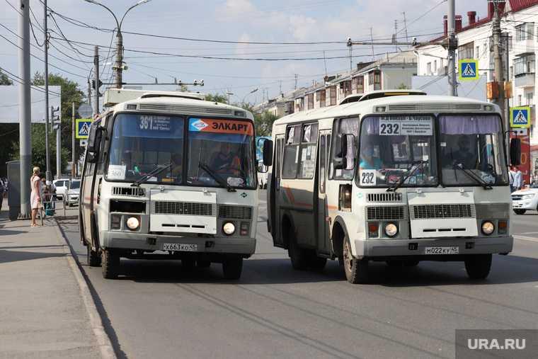 автобусы в Кургане