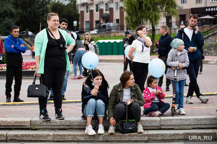 Неделя семьи «Скрепа». Екатеринбург