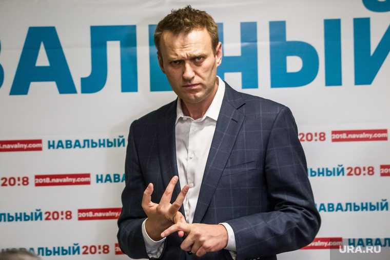 покушение на Навального