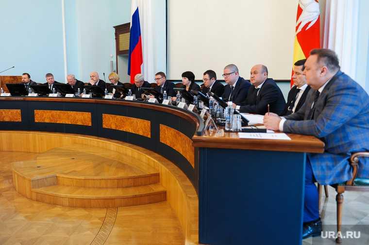 выборы Заксобрание Челябинская область