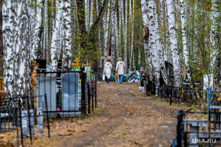 В Тюмени за выборы гитируют на кладбище