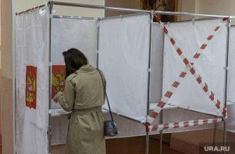 В Тюмени начались выборы