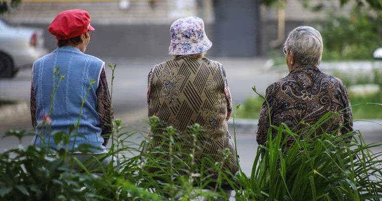 Россия рост число пенсионер поиск работы