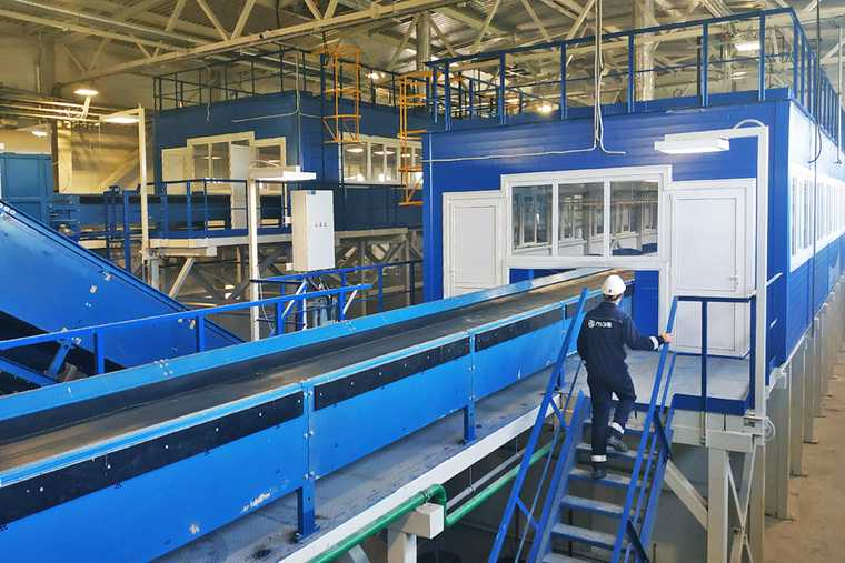 В Тобольске откроют суперсовременный завод. Такой есть только в одном городе