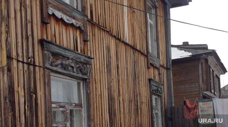 дом Салехард обрушение