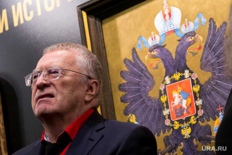 Жириновский боится выборов