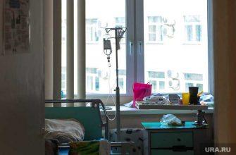 Челябинск ковидный госпиталь коронавирус