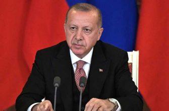 Макрон Эрдоган конфликт