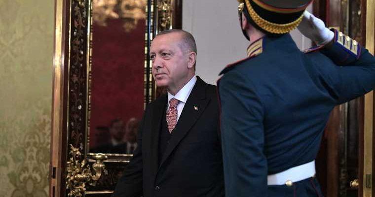 Эрдоган не признает Крым