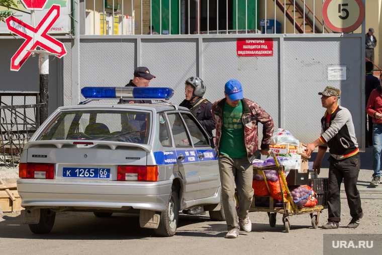 проблемы азербайджанцы торговцы урал екатеринбург 4-я овощебаза