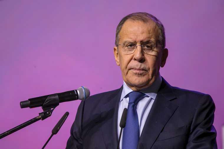 Лавров обсудил карабах с главами мид армении и азербайджана