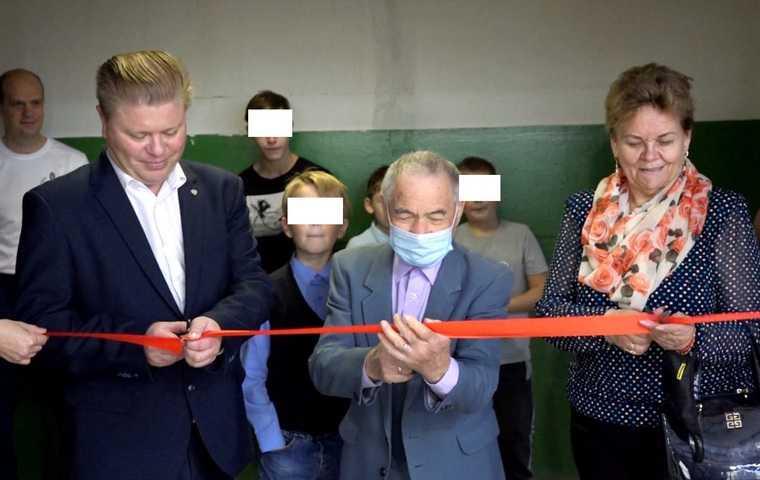 Свердловским боксерам сделали подарок, которого они ждали 3 года