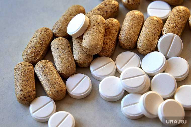 лекарство от вирусов