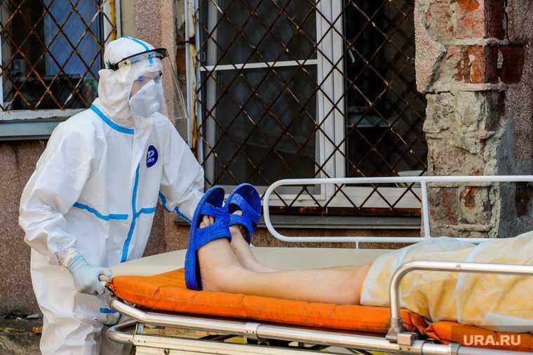 сколько человек болеют коронавирусом