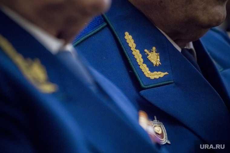 Челябинская область генпрокуроратура прокурор назначил перевод