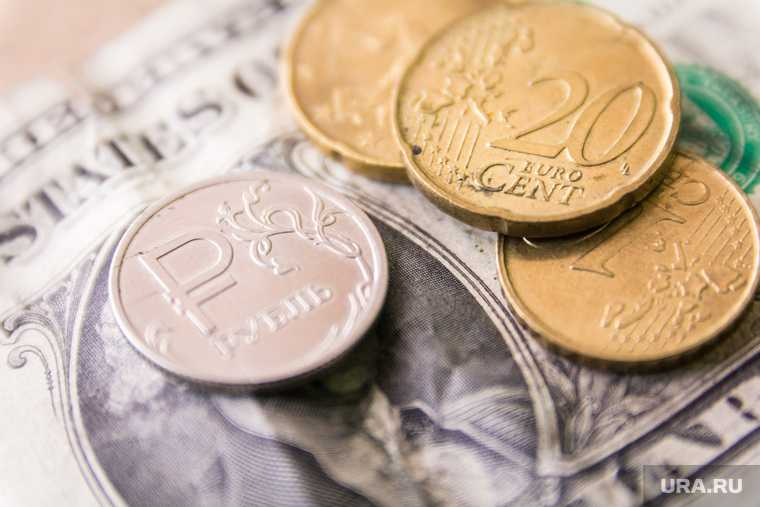 обмен валюты в России