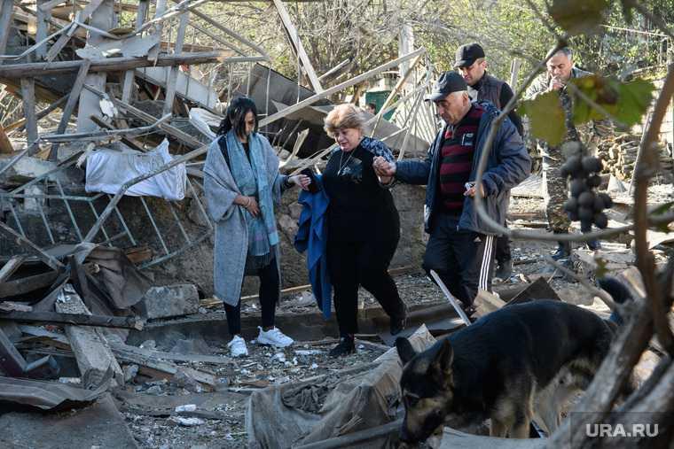 Нагорный Карабах миссия добровольческий гуманитарный корпус ХМАО