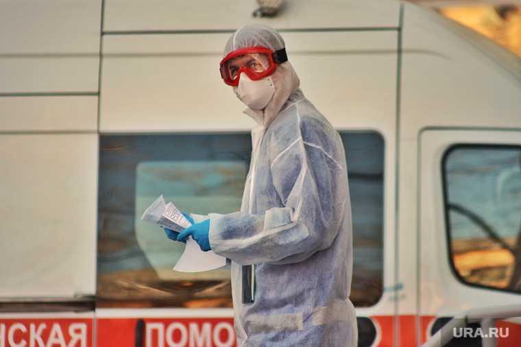 больницы Пермский край заканчиваются места для зараженных коронавирусом