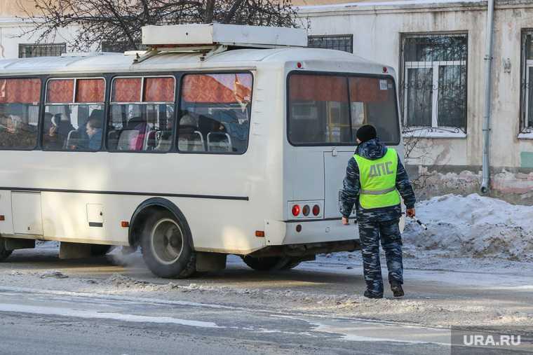 автобус с пассажирами ДТП Пермский край