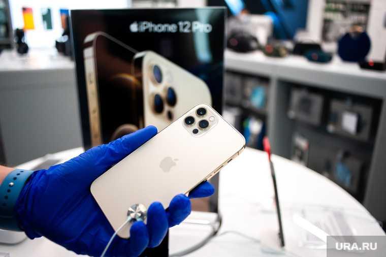Apple не справляется с производством айфон 12