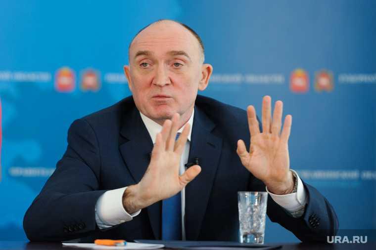 Челябинская область губернатор Дубровский ФАС ТБО мусор суд сговор