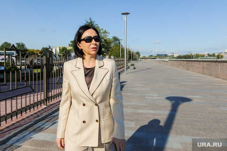 Наталья Котова на прямом эфире ОТВ. Челябинск