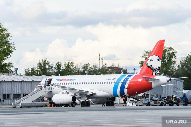 Салехард Ноябрьск рейс авиакомпании Ямал перенесли 11 декабря