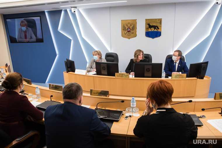 председатель думы Красноярова экс-кандидат Барсов ХМАО