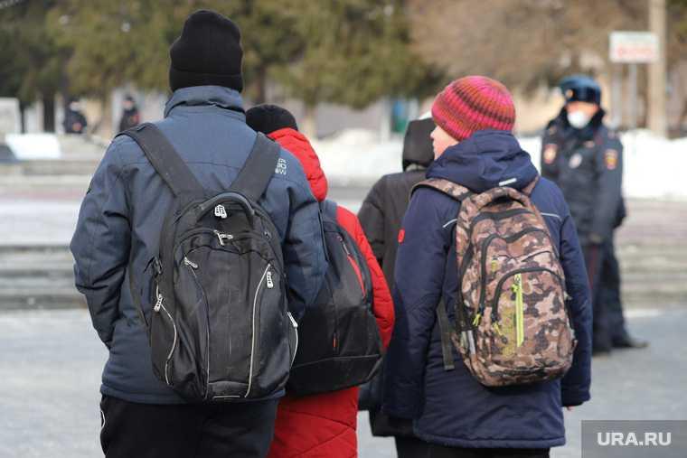 студенты Курганской области