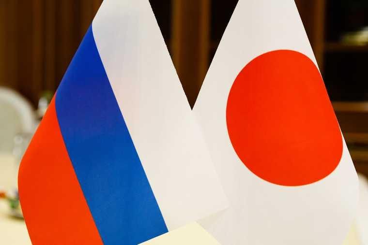Курилы Япония