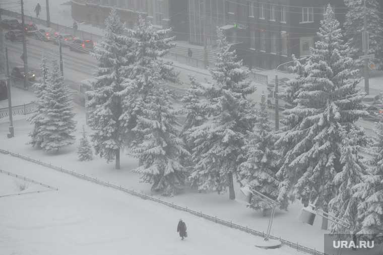 Челябинск погода мороз