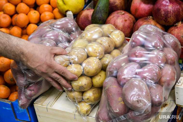 новая картошка «экономкласса»