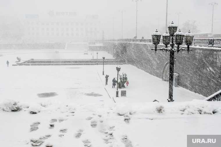 6 7 февраля погода Свердловская область снег